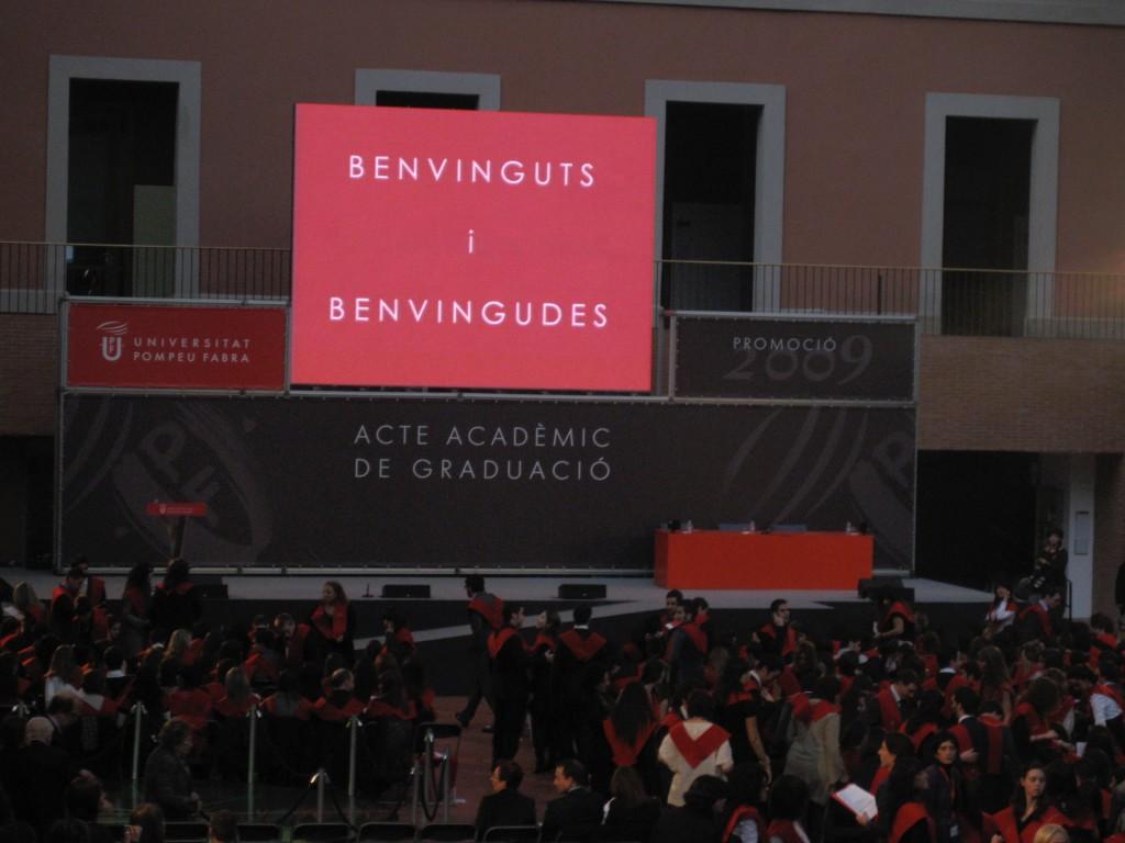 UPF graduation