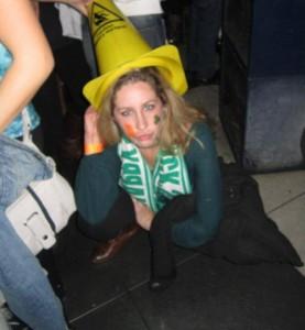 St. Patrick's Day pub crawl Dublin, Ireland