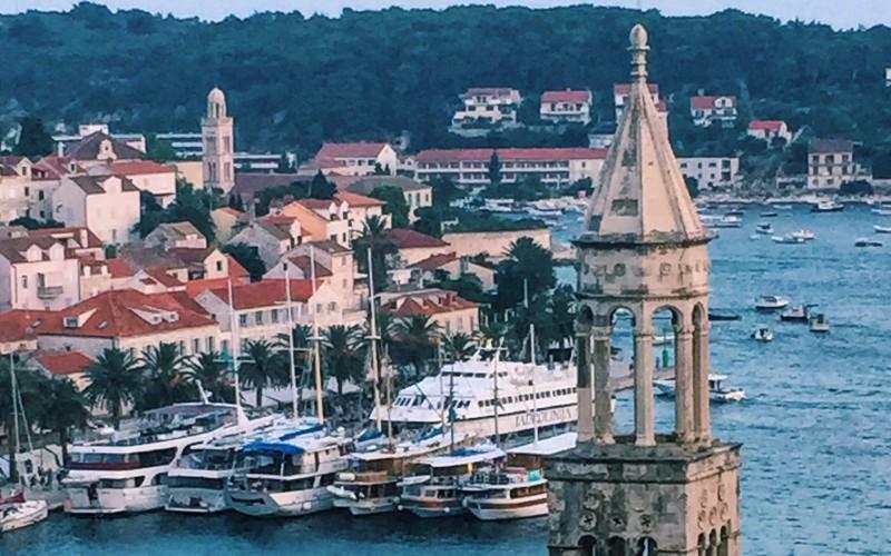 July Itinerary Hvar, Croatia