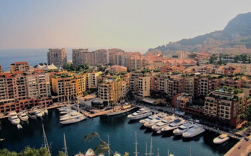 Transportation: Best Methods for 15 European Countries Monaco