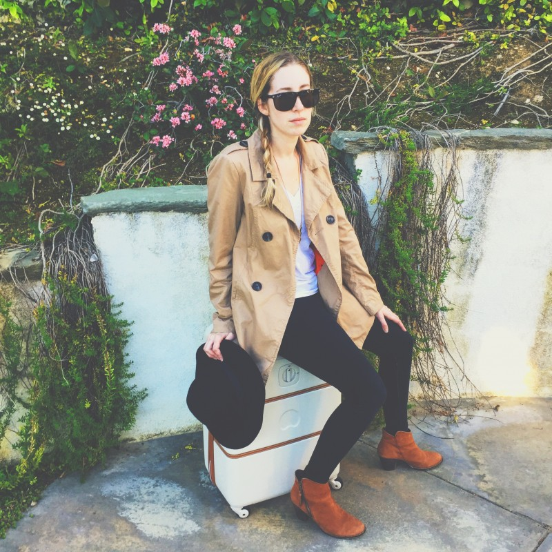 last minute packing tips Delsey chatalet