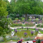 Tivoli Gardens Copenhagen, Denmark