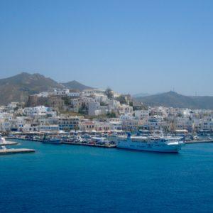 Piraeus ferry Greece