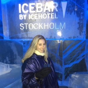 Baltic Sea Cruise Icebar by Icehotel Stockholm