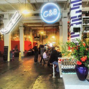 Downtown LA eats Grand Central Market