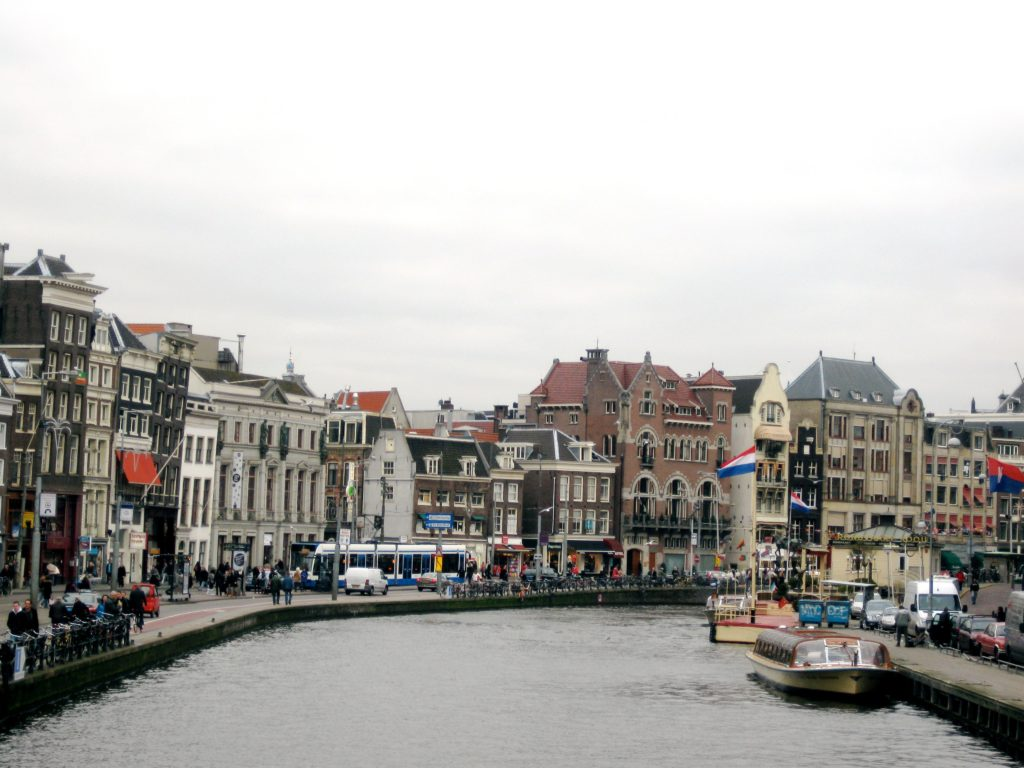 walkable cities Amsterdam