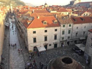 walkable cities Dubrovnik