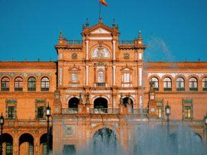 walkable cities Sevilla