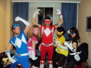 power rangers carnival cadiz