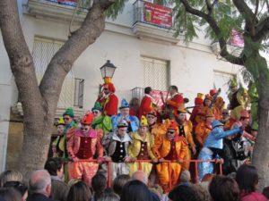 coros carnival cadiz hotel room