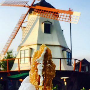 visiting santa ynez valley danish waffle