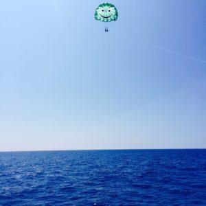 outdoor activities kona ufo parasail