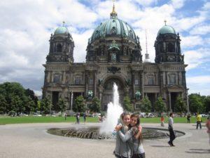 Berlin sightseeing spontaneous summer