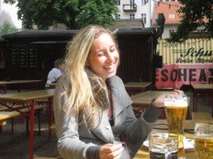 Berlin spontaneous summer
