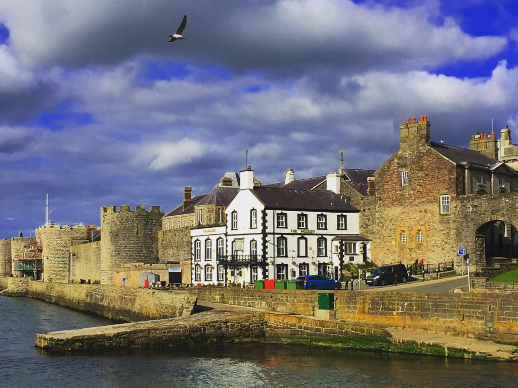 Caernarforn Castle King Arthur
