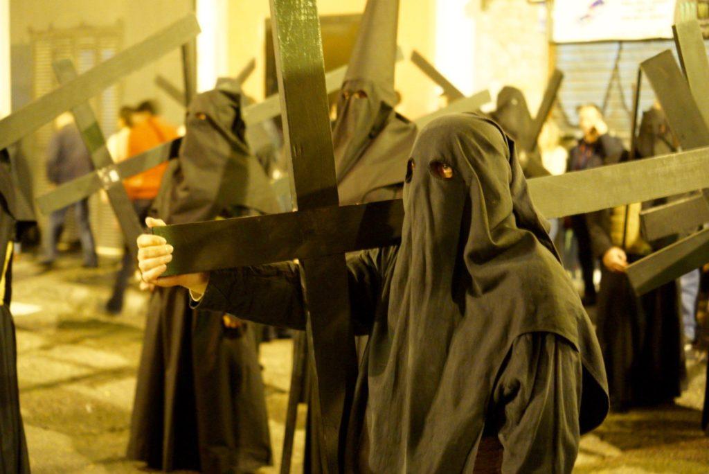 Semana Santa nazarenos