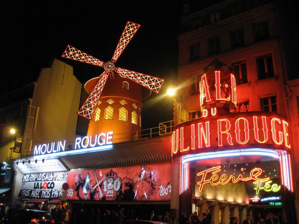 European Summer Paris
