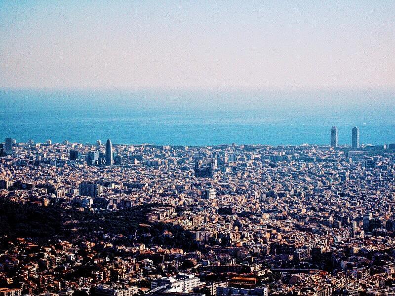 European Summer Barcelona
