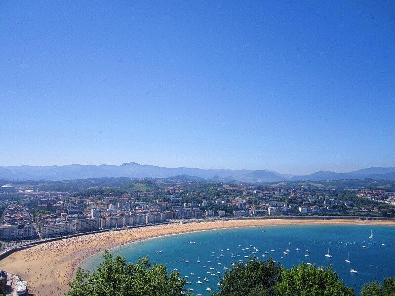 European Summer San Sebastian