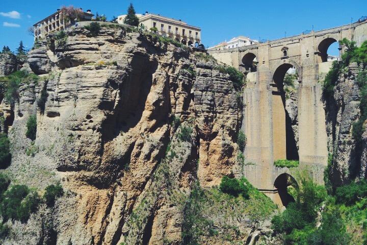 Ronda Spain Puente Nuevo