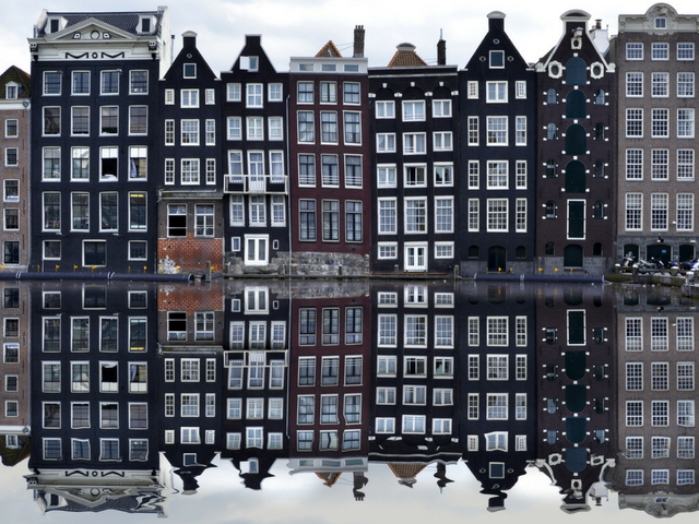 unique places to stay Amsterdam
