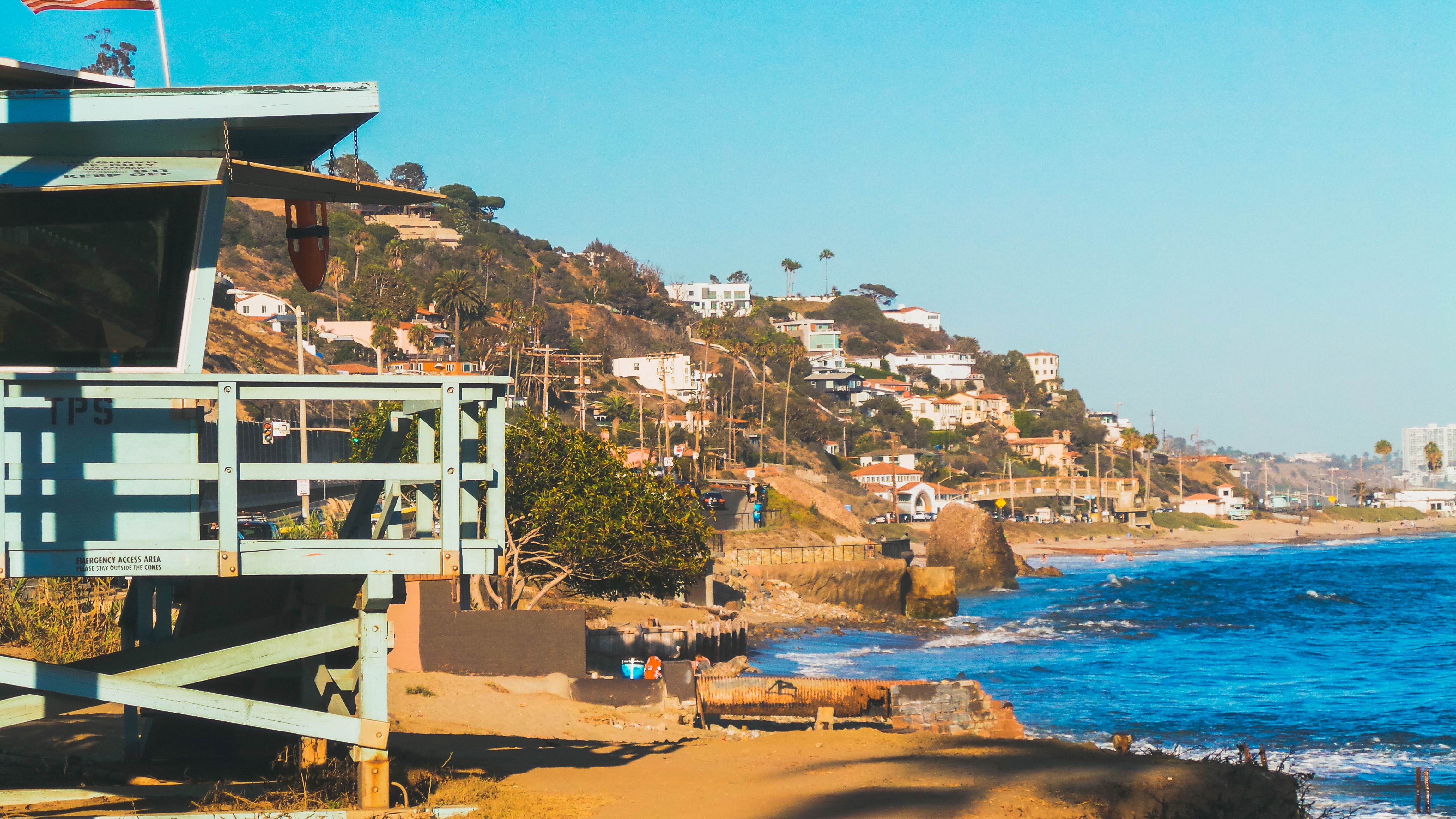 Santa Monica day trips