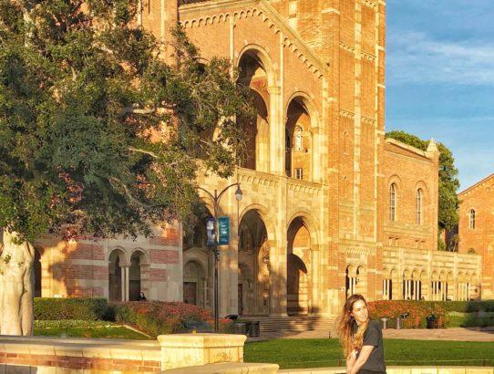 Royce Hall College UCLA
