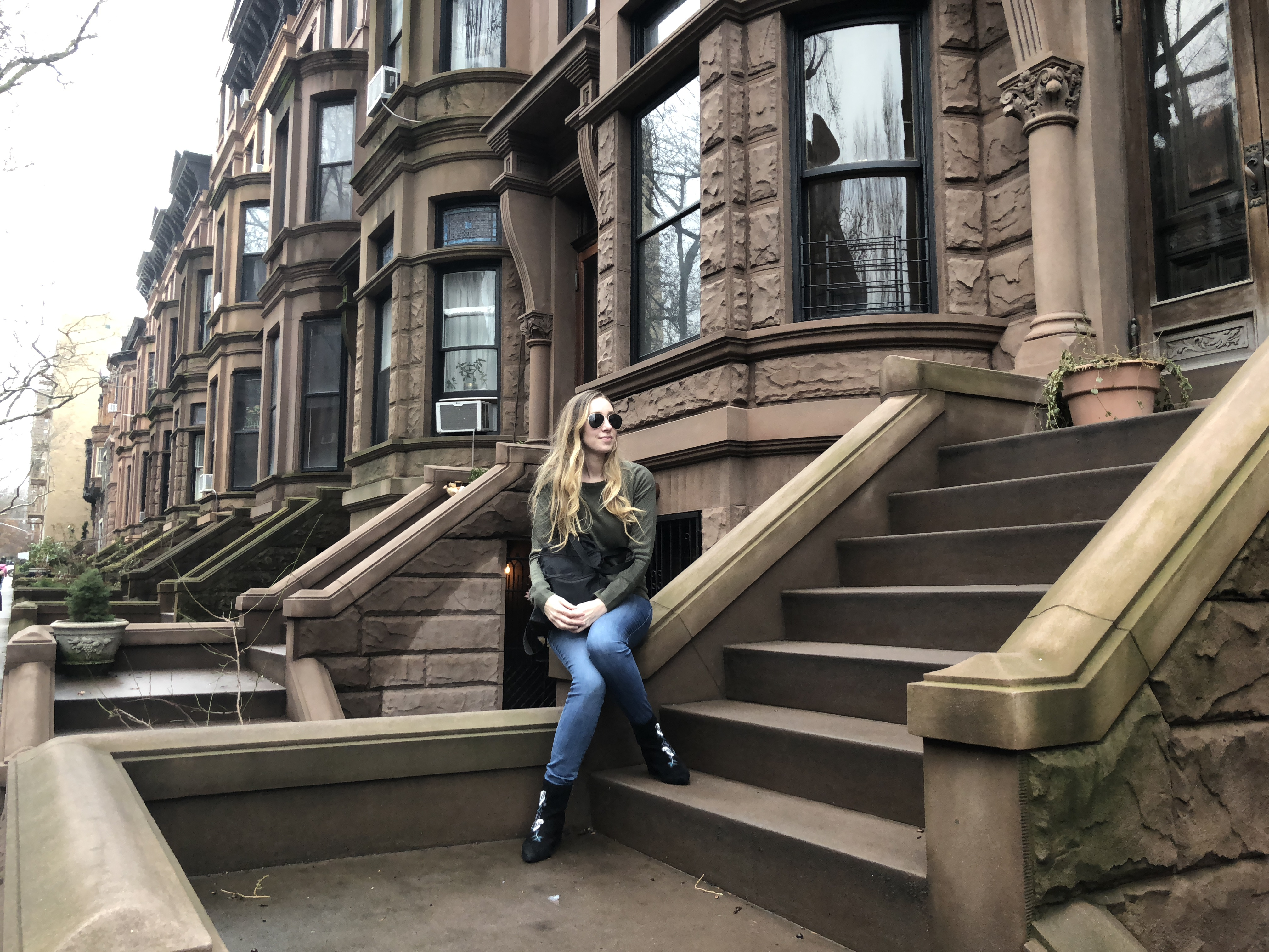 New York Brownstone Winter Packing List