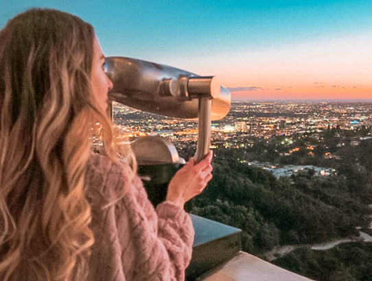 fun activities in los angeles: Griffith Observatory