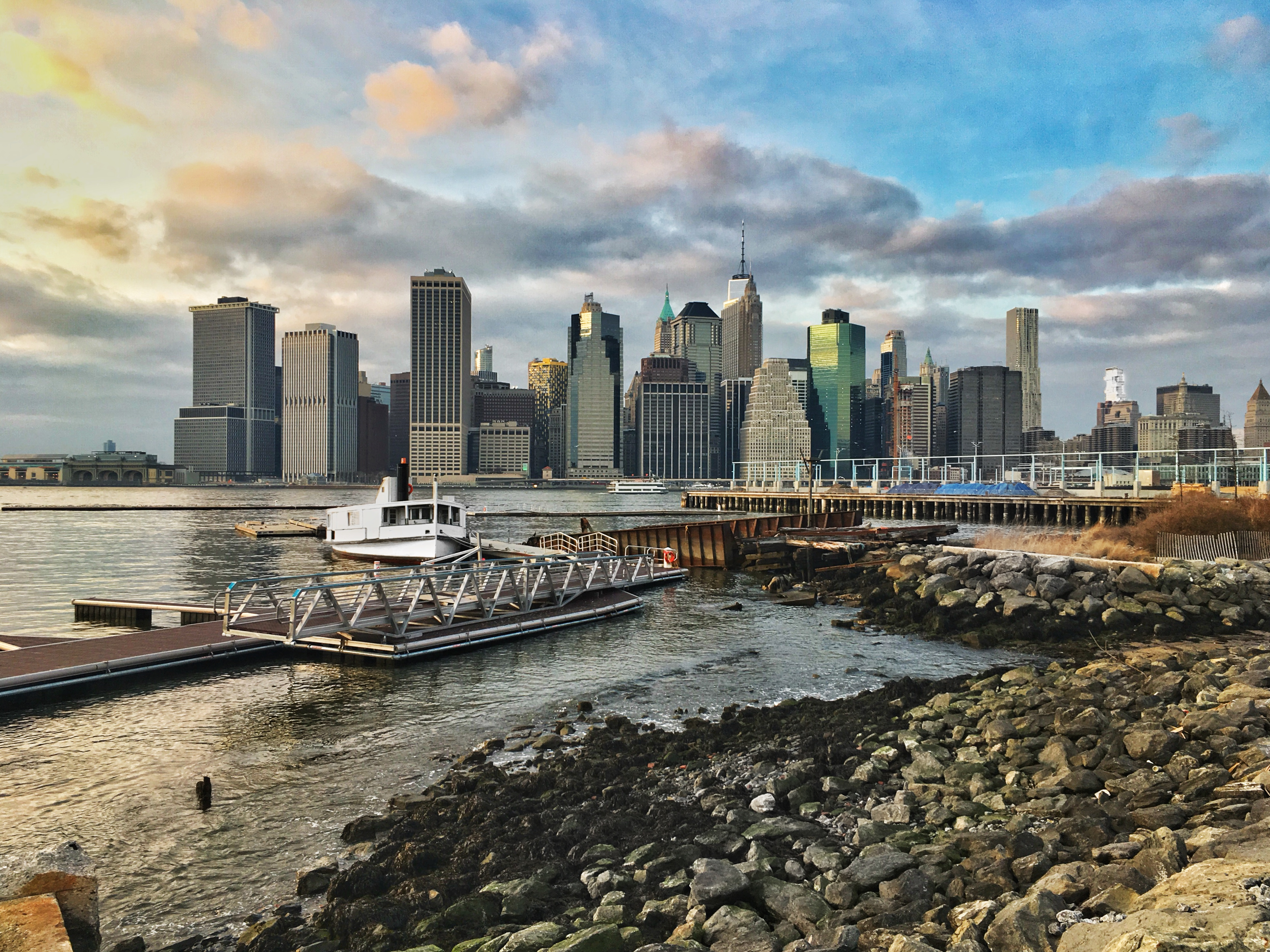 Brooklyn Heights View Winter Packing List