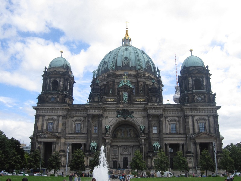 "Berlin, Germany attractions in ""Best Hostels in Europe for Solo Travelers & Backpackers"""