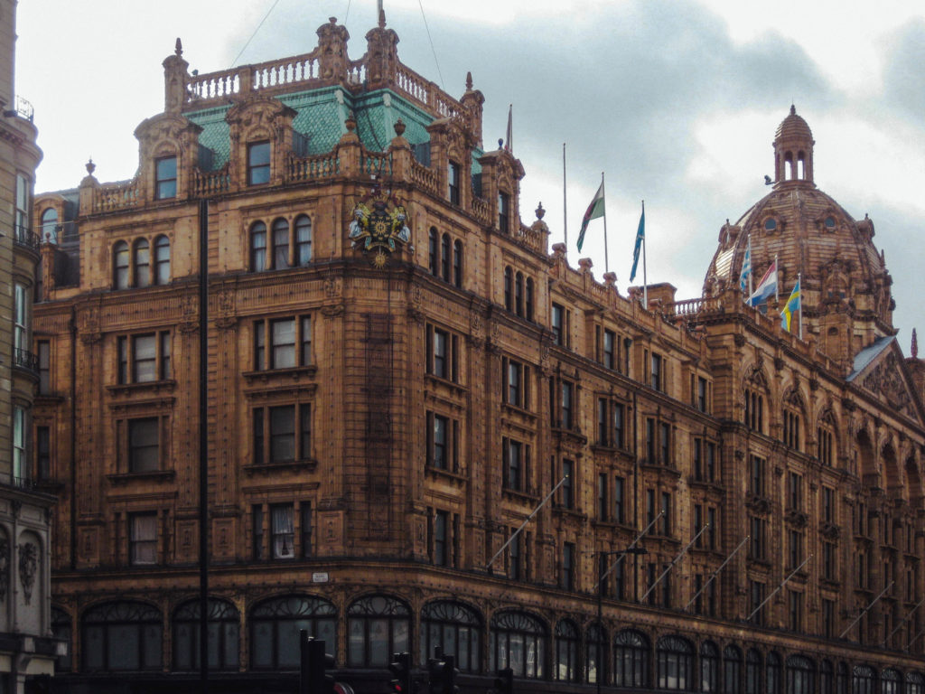 5 Days in London Itinerary Harrods