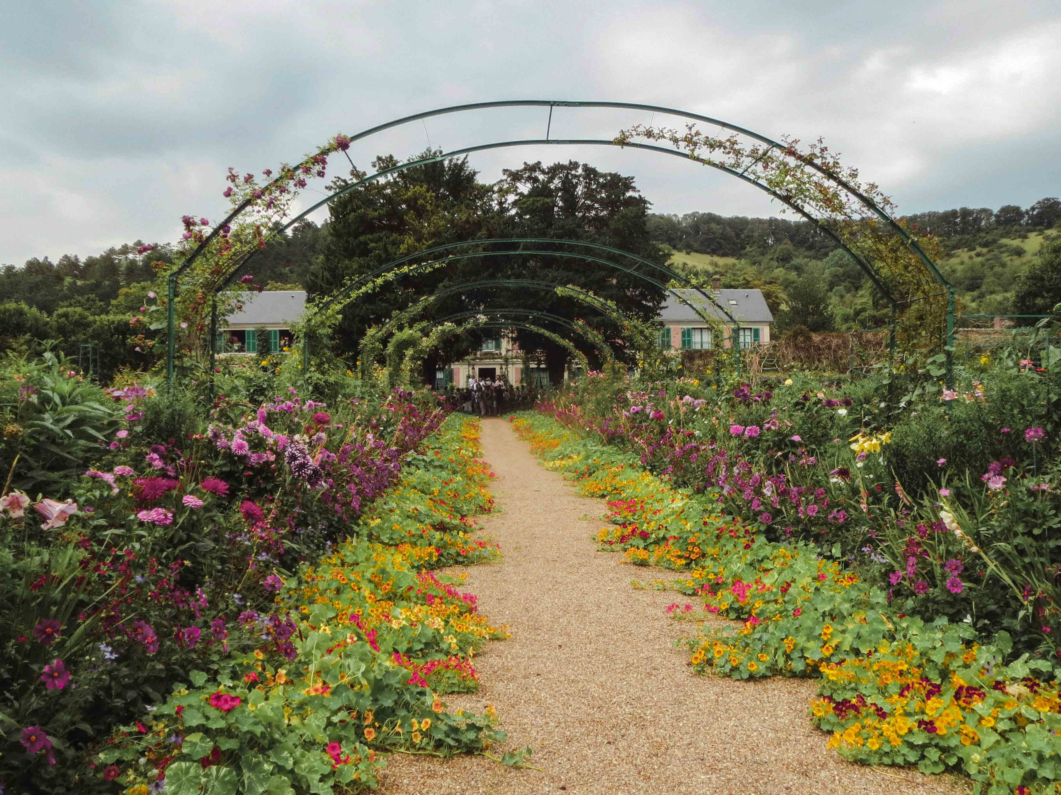 Paris Itinerary: Monet's House in Giverny